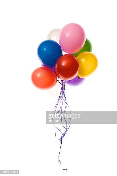 color ballons
