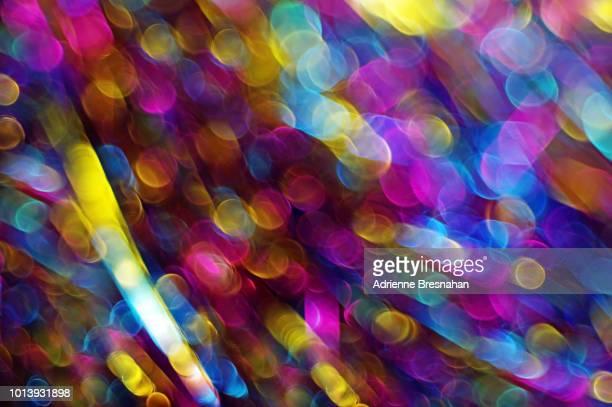 Color Bubble Shower