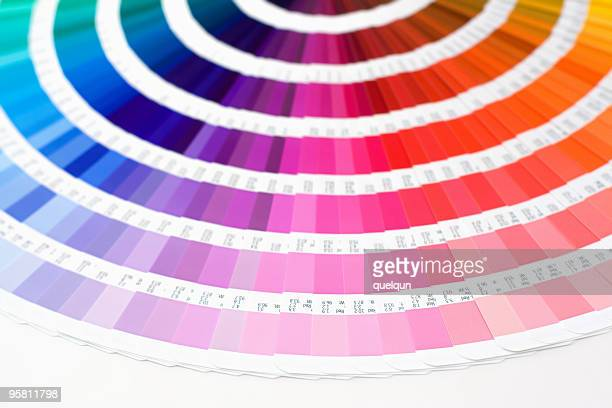 color card - printing press stock pictures, royalty-free photos & images