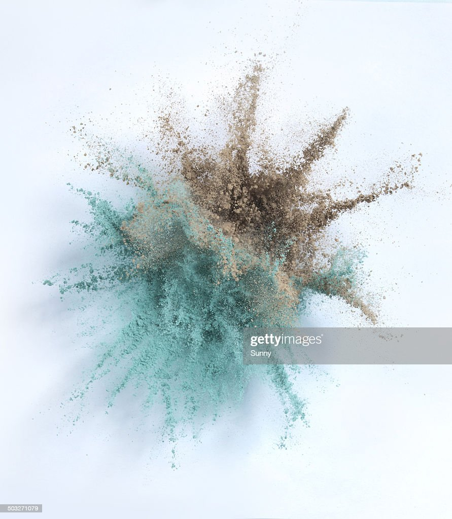 Color Explosion : Stock Photo