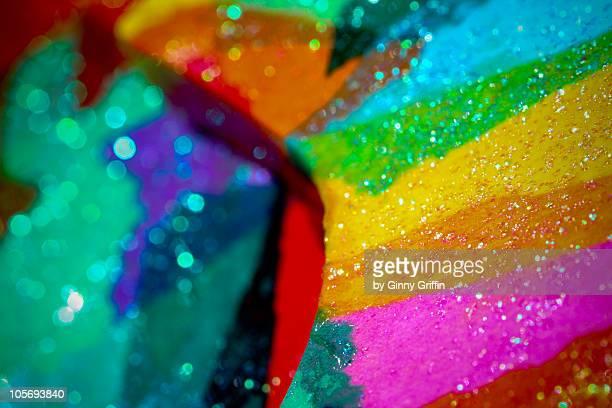 Color, Glitter and Bokeh