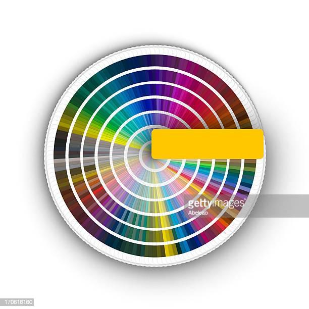 Color guide 360º (3D)