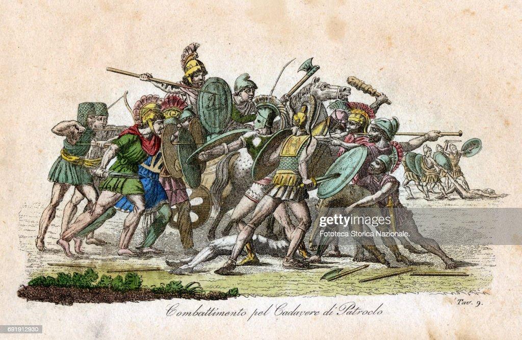Trojan War : News Photo