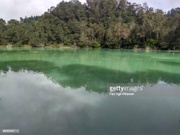 Color Lake / Green Lake / Telaga Warna View