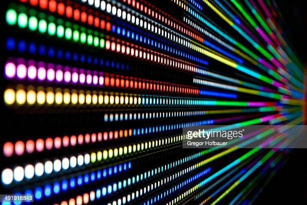 Color LED Wall