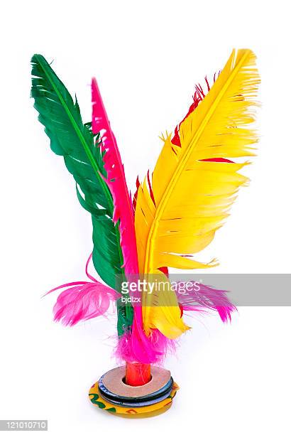 Color of shuttlecock