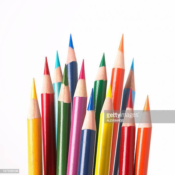 Farbe Stifte