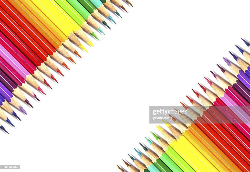 Color pencils : Stock Photo