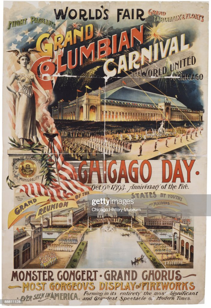 125 Years Since The Chicago World's Fair