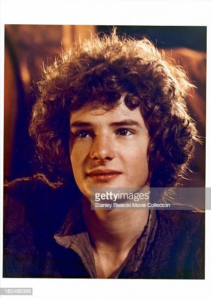 Color promotional headshot of actor Mark Lester as he appears in the film 'The Prince and the Pauper' 1977