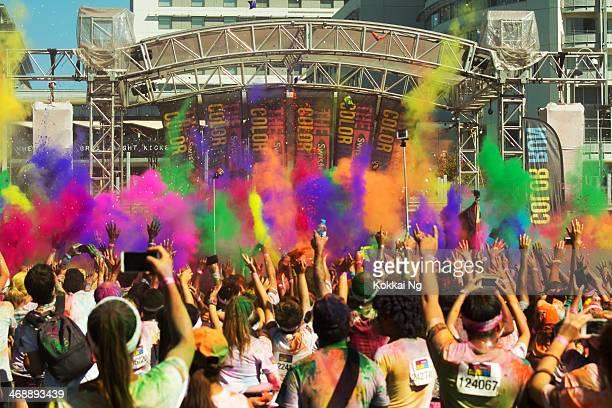 Color Run - Sydney Olympic Park