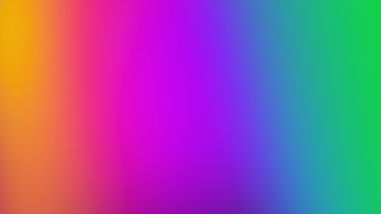 Color Spectrum Abstract Rainbow Gradient Blurred Background 1167261312