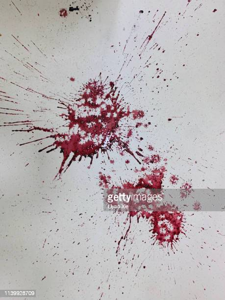 color spray - splattered stock pictures, royalty-free photos & images