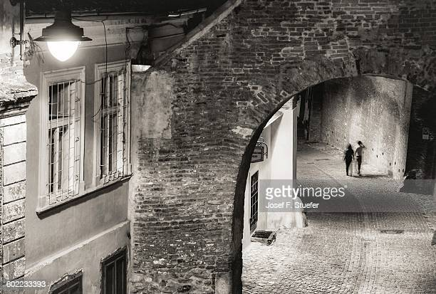 color stories - grey  - sibiu stock photos and pictures