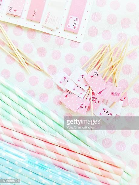 Color Stories - Pastels