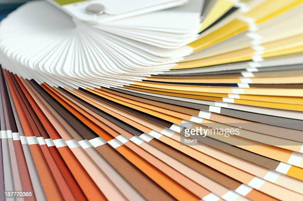 Color Swatch for home improvement painting