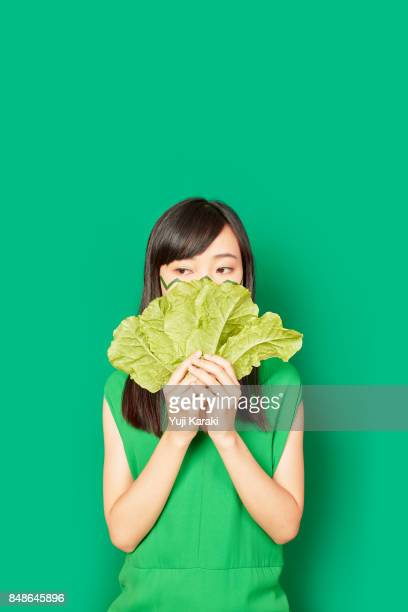 color veggies - green leafy vegetables stock pictures, royalty-free photos & images