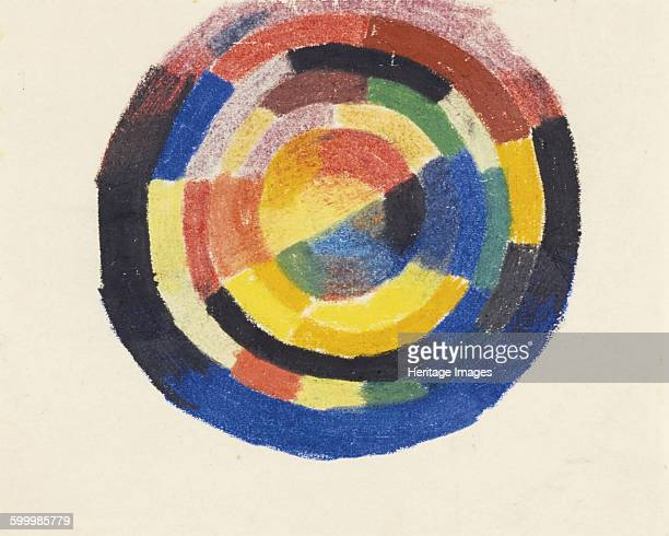 Color Wheel 19131914 Private Collection Artist Macke August