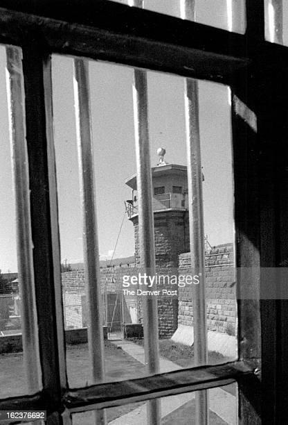 """Colorado Canon Correctional Facility; """"Old Max"""" Territorial Prison at Canyon City.;"""