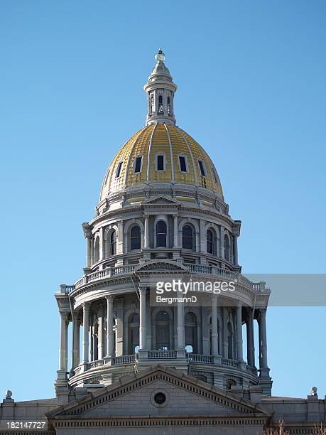 Colorado Capitol dome#4
