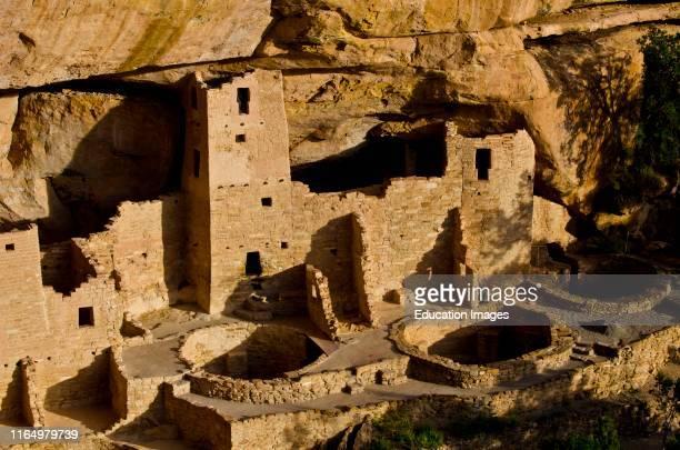 Colorado, Cortez, Mesa Verde, cliff dwelling, Cliff Palace.