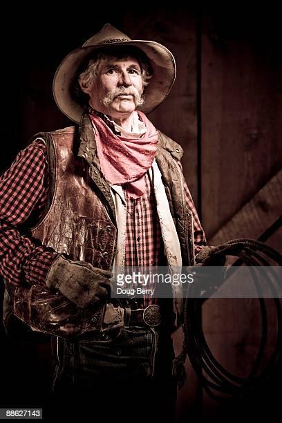 Colorado Cowboy Posing