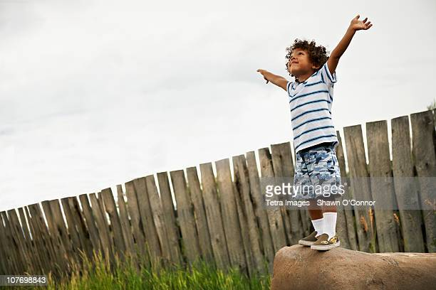 usa, colorado, glenwood springs, boy (2-3) playing with toy aeroplane - one boy only stock pictures, royalty-free photos & images