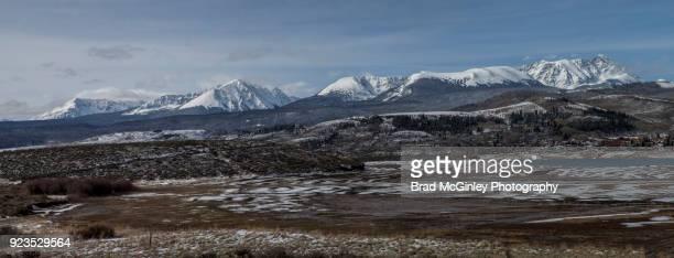 Colorado Gore Range