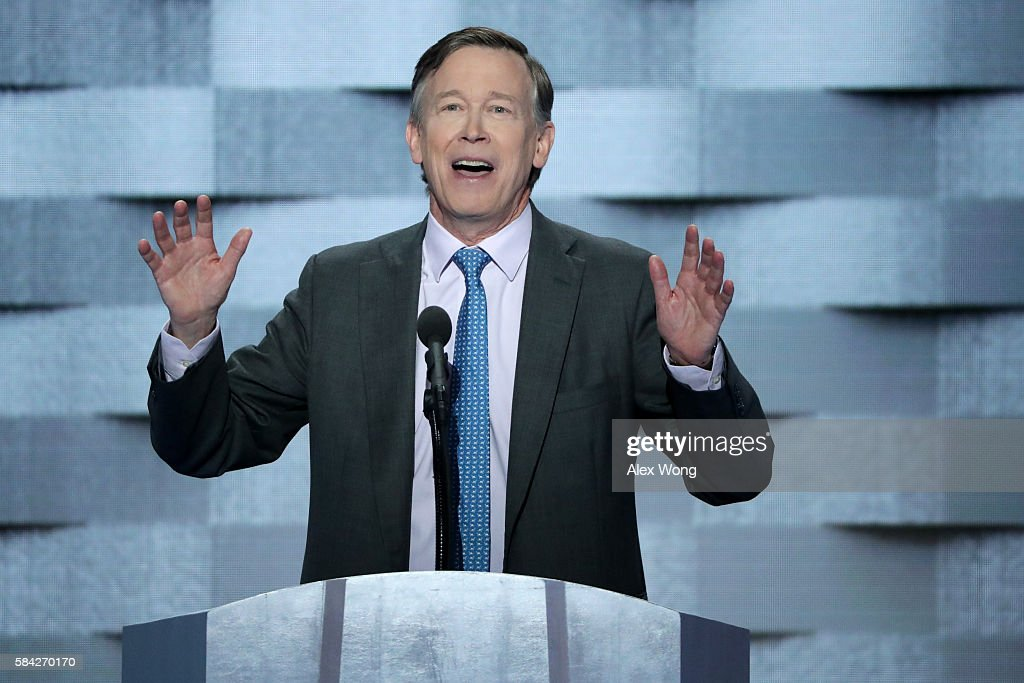 Democratic National Convention: Day Four : News Photo