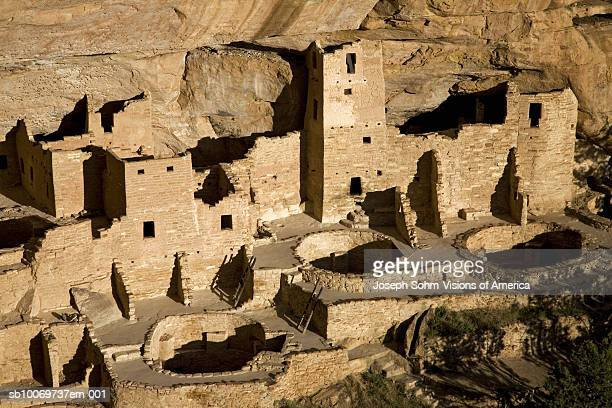USA, Colorado, Mesa Verde National Park, Anasazi ruins