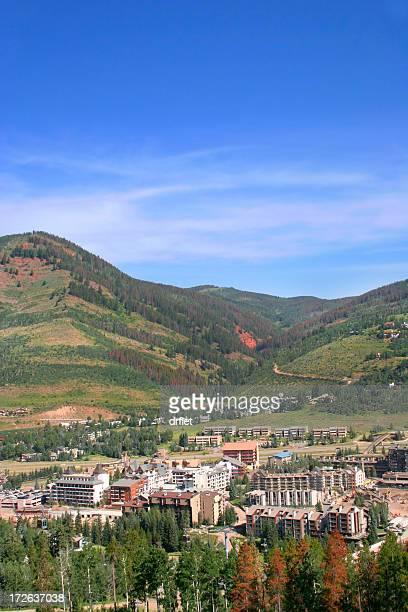 Colorado Mountain Town
