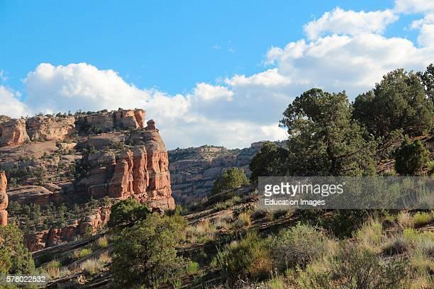 Colorado National Monument National park Colorado