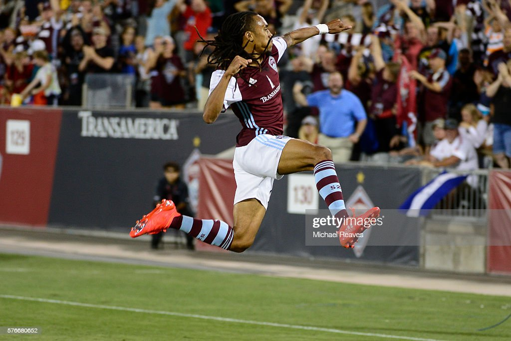 Sporting Kansas City vs. Colorado Rapids : News Photo