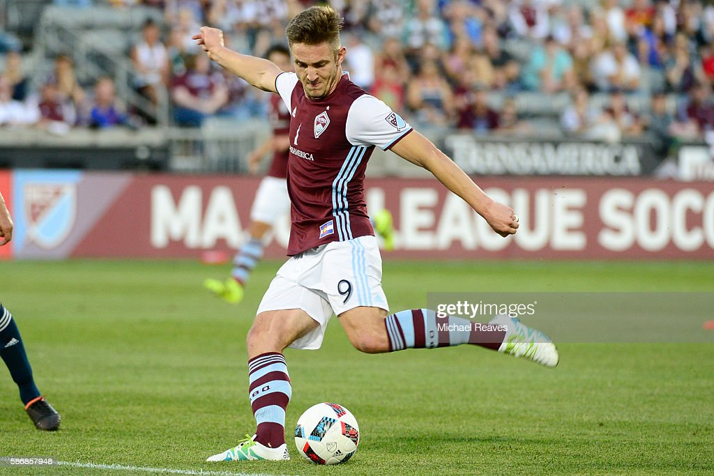 Vancouver Whitecaps vs. Colorado Rapids : News Photo