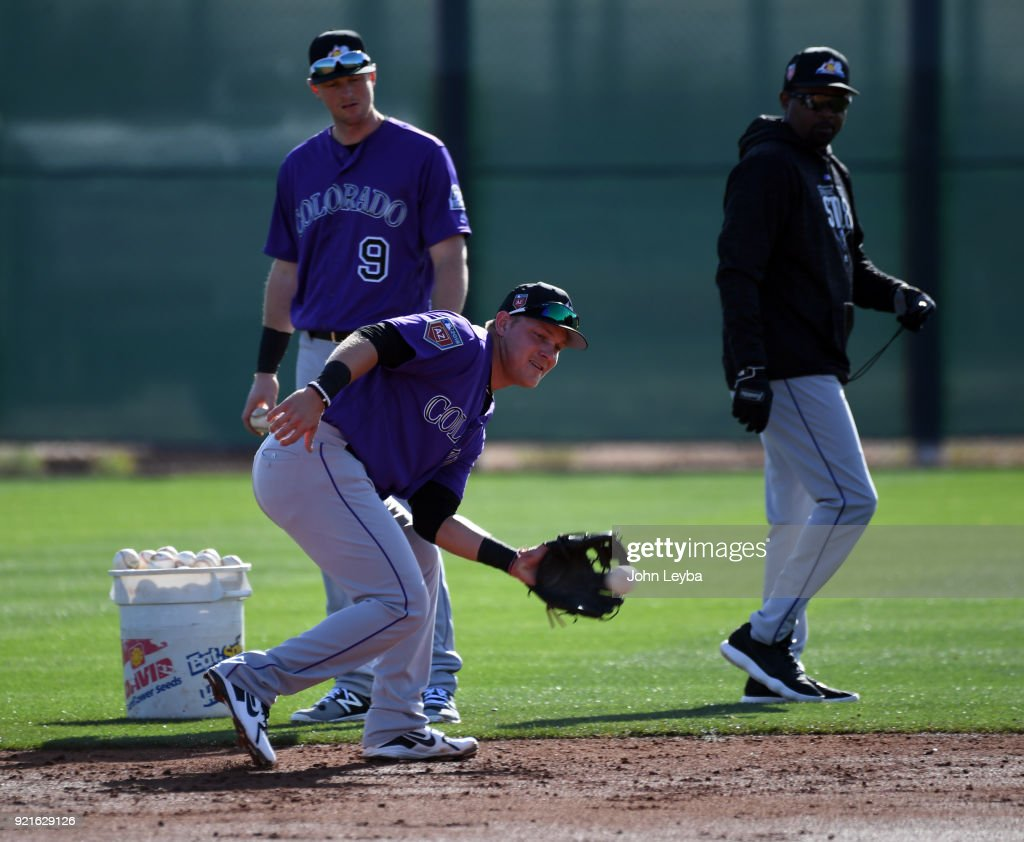 Colorado Rockies Spring Training Salt River Fields at Talking Stick