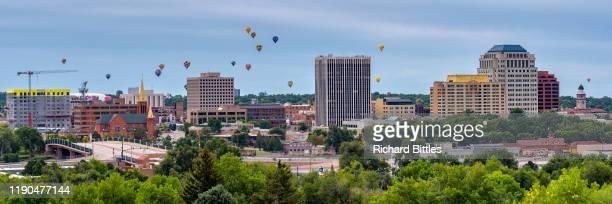 colorado springs ballons - colorado springs stock pictures, royalty-free photos & images