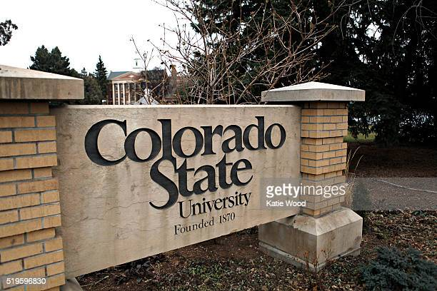 Colorado State University in Fort Collins Colorado on March 7 2016