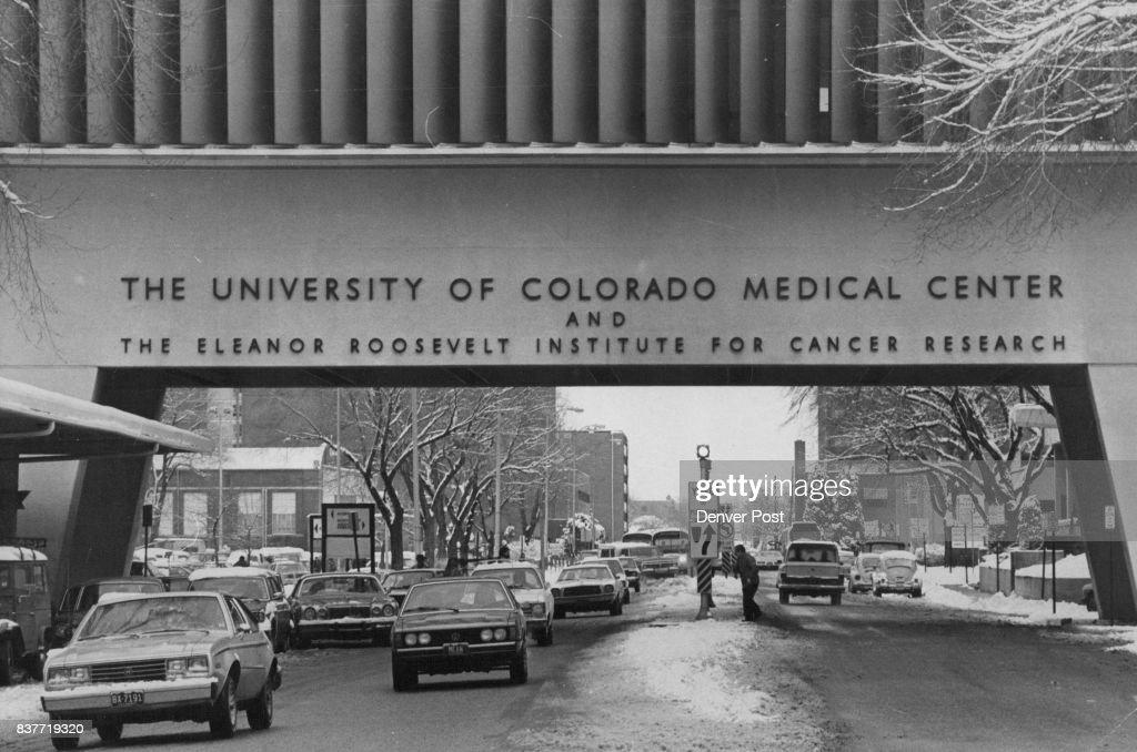 University Of Colorado Health Sciences Center >> Colorado University Health Sciences Center 1980 Credit Denver Post