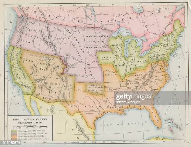 World\'s Best Color Coded Us Map Stock Pictures, Photos, and ...