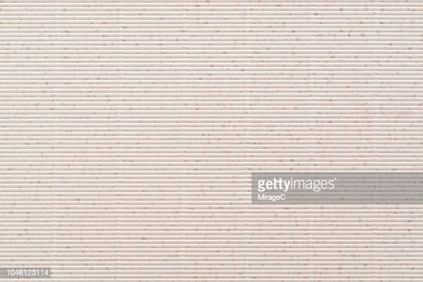 colored corrugated cardboard texture - paperboard stock photos and pictures