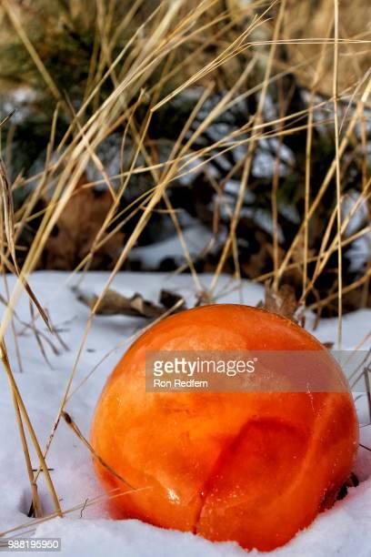 Colored Ice Balls