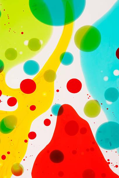 Colored liquids