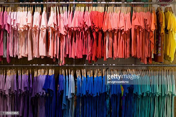 Colored tshirts