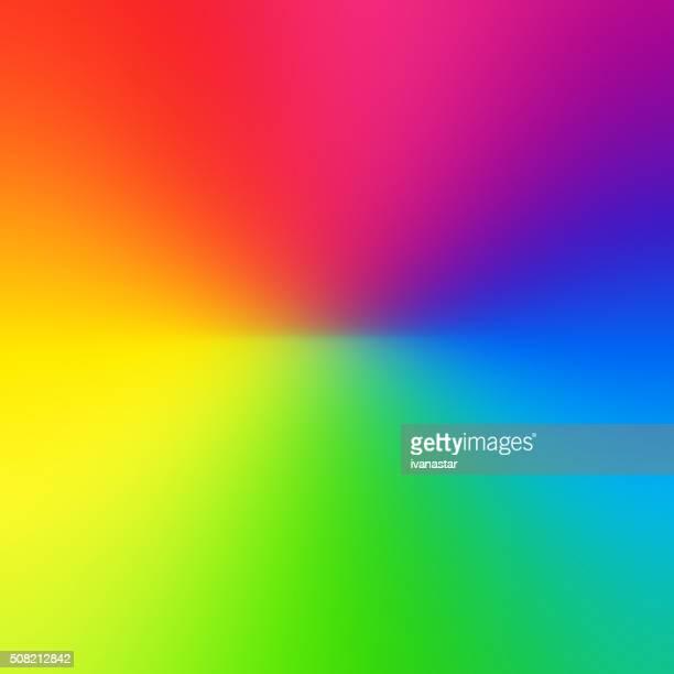 Abstrait arc-en-ciel coloré fond avec des couleurs