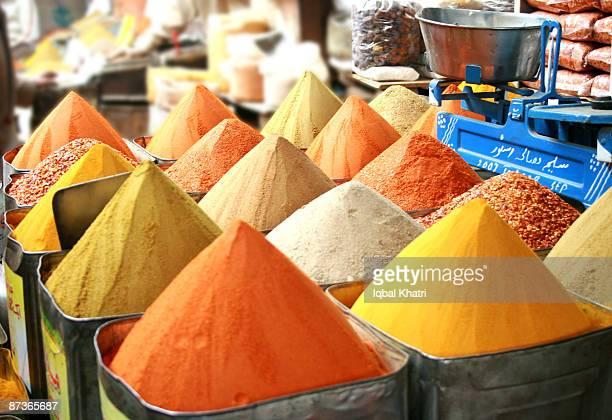 Colorful Bazaar -- Karachi.