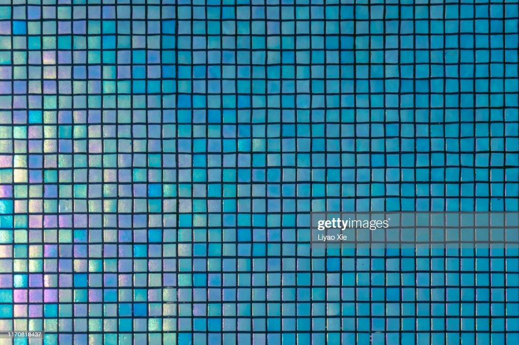 Colorful block patterns : Stock Photo