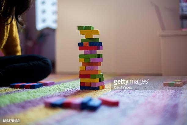 colorful blocks game