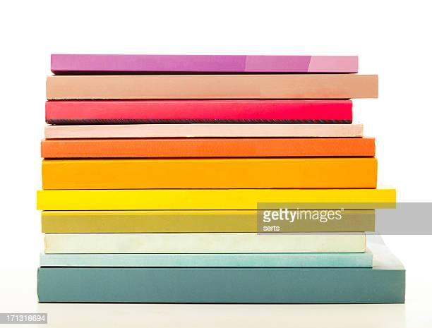 Colorful books