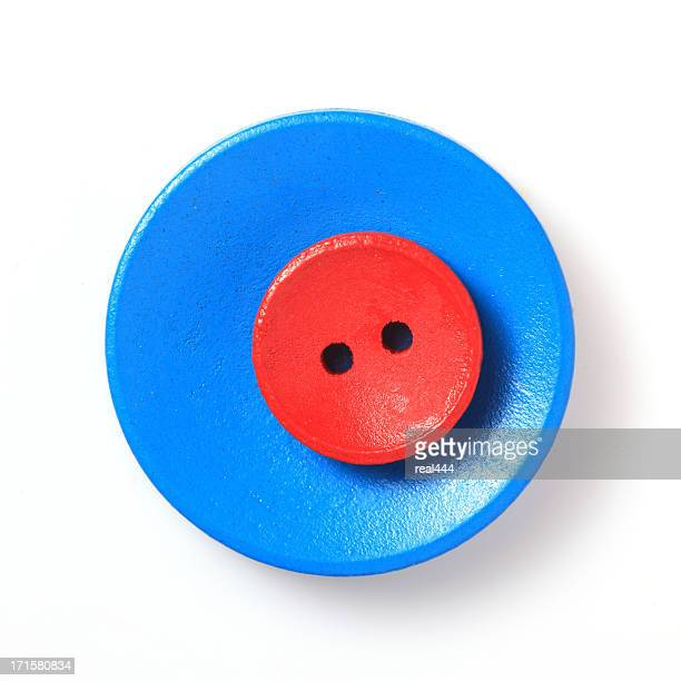 colorful buttons - button sewing item stock pictures, royalty-free photos & images