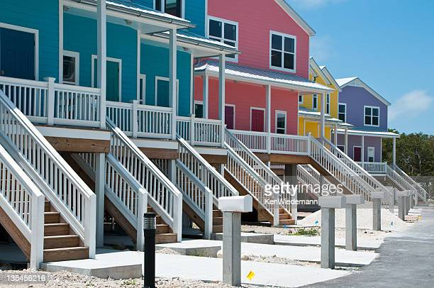 Colorful Construction on the Keys